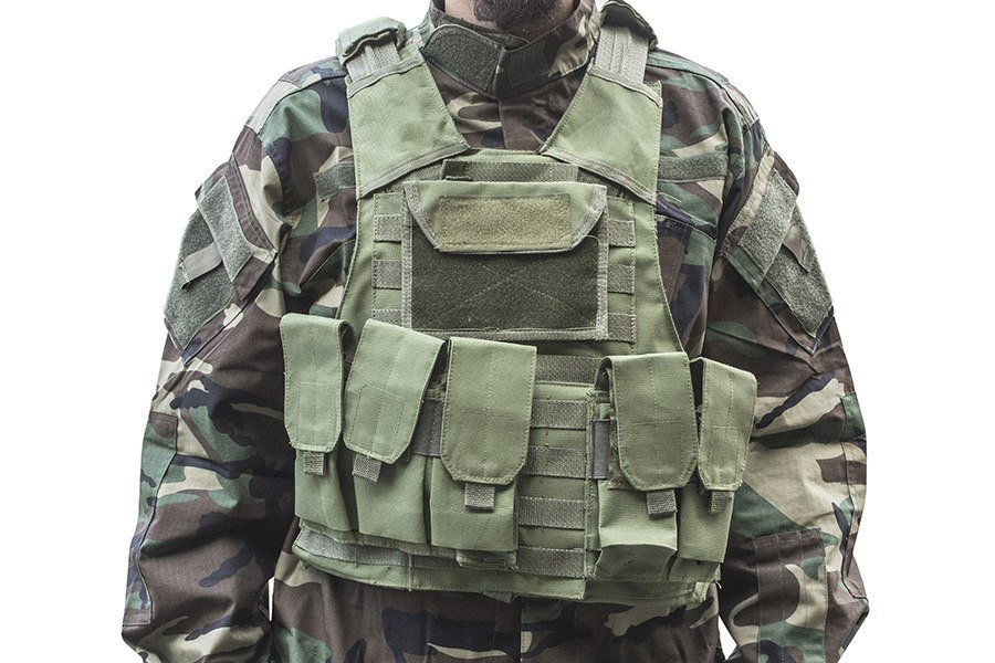 ������������ ������� BF 34 Molle CIRAS tac2 olive