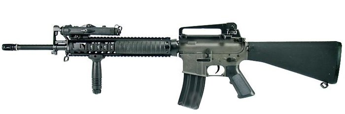 D-Boys M16A4M SPR (BY-055)