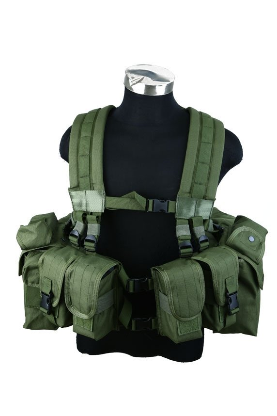 Разгрузочная система Pantac SEALS Floating Harness Ranger Green (VT-C933-RG-A)