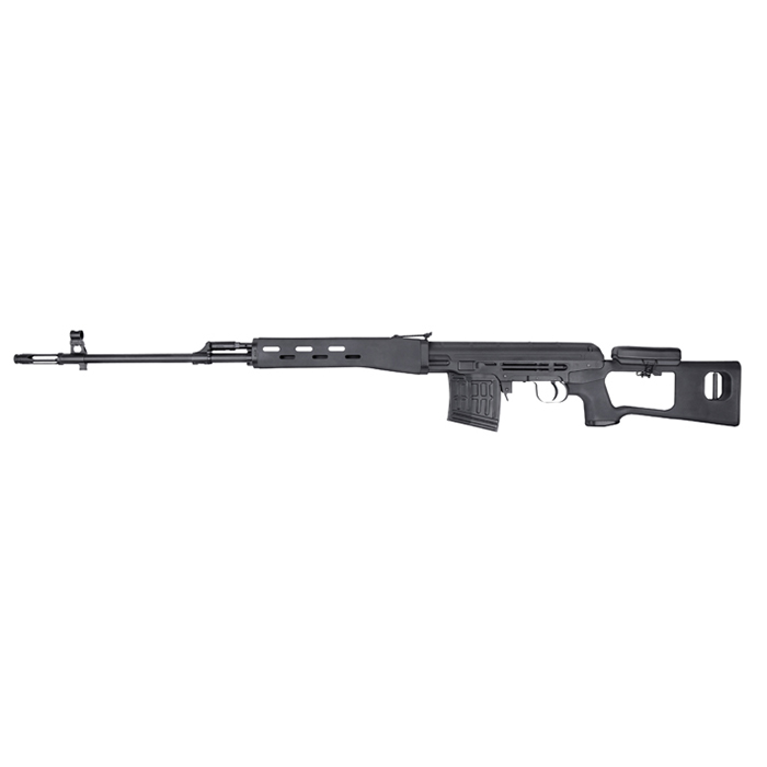 SVD Rifle/Spring/Metall, plastic