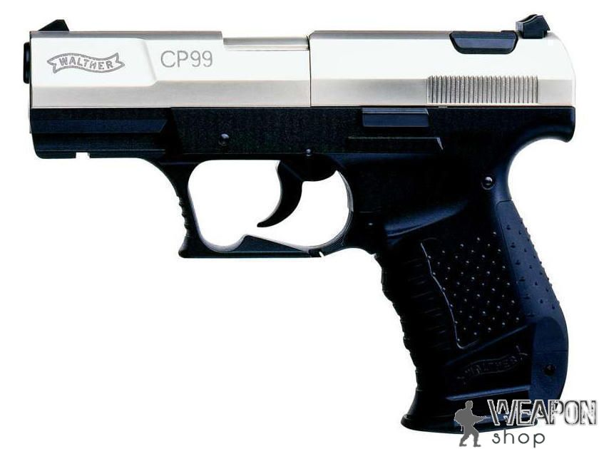 �������������� �������� Umarex Walther CP 99 Nickel 412.00.01