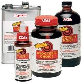 �������� Shooter's Choice BORE CLEANER 118ml., ��