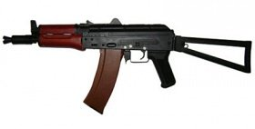 D-Boys AKS-74U RK-01 Wood KALASH (BY-001A)