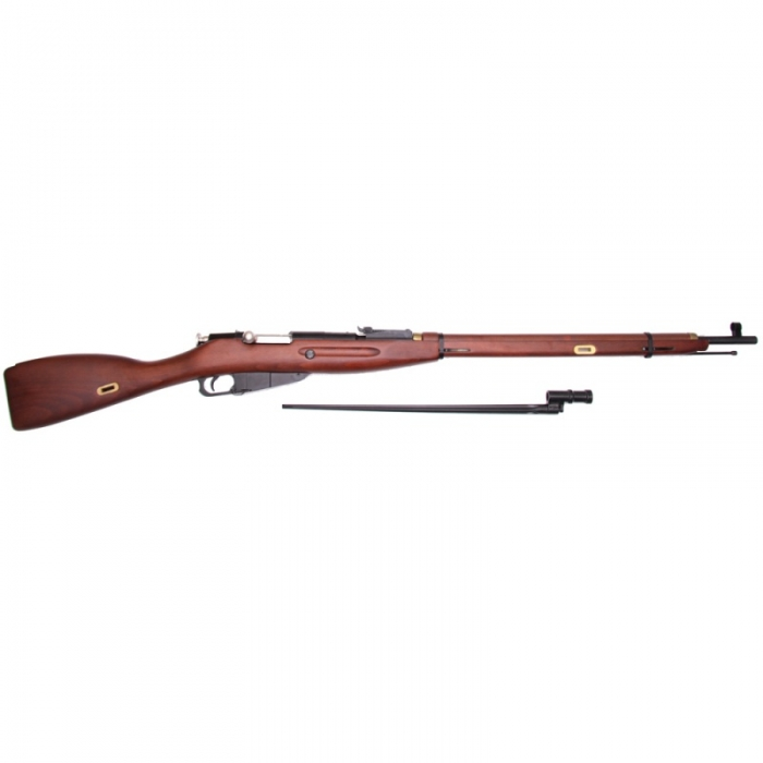 Mosin-Nagant 1891/30 Rifle Gas/Wood
