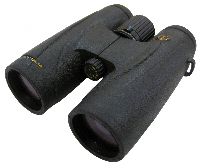 Бинокль Leupold BX-4 MCKINLEY HD 8x42 MM ROOF чёрный