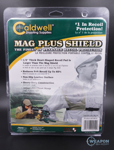 Наплечный амортизатор Past Mag-Plus Recoil Shield Ambidextrous CP=6