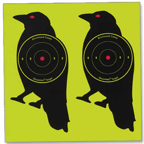Мишень Shoot N C Self-Adhesive Targets Crow Target