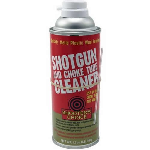 Отчиститель Shooter's Choice Shotgun and Choke Tube Cleaner 342 ml., шт